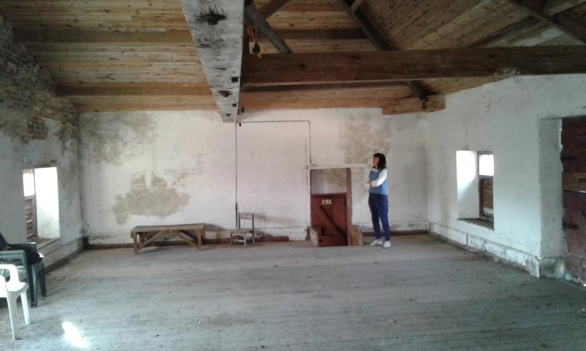 Norton studio empty