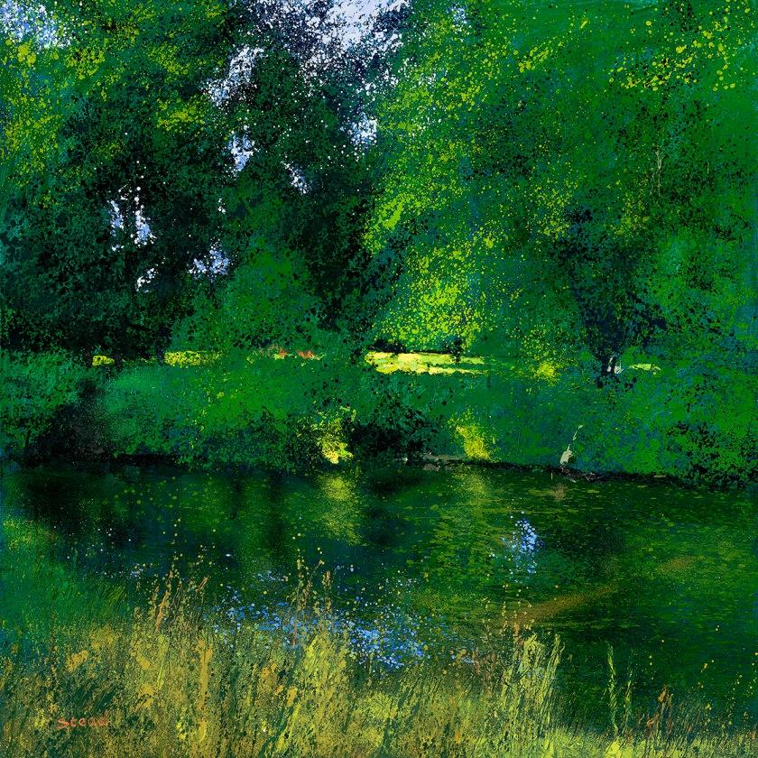 River Ouse At Nun Monkton